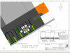 Konstruksjontegning terrasse/pergola